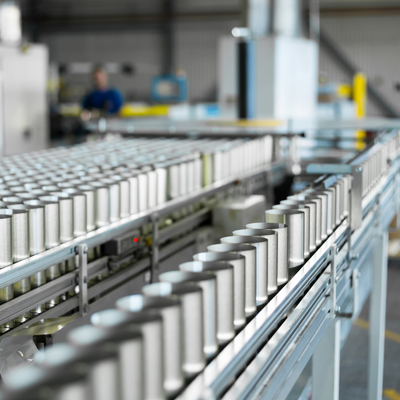 Manufacturing conveyor belt 1
